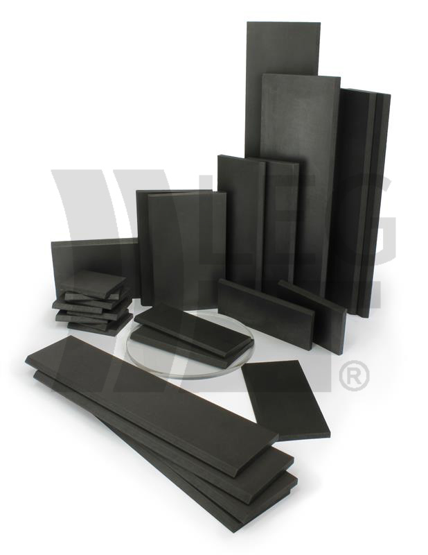 Графитовые лопатки (пластины) для компрессоров и вакуумных насосов