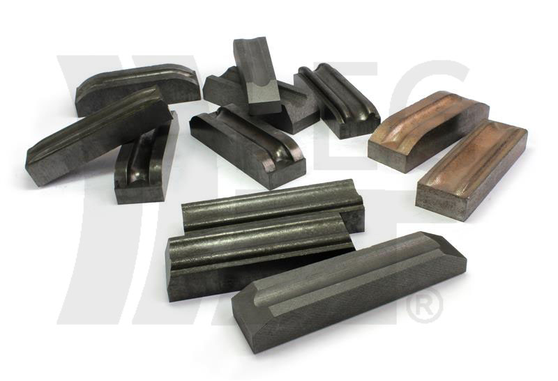 Contact trolleybus inserts from LEG Ltd.