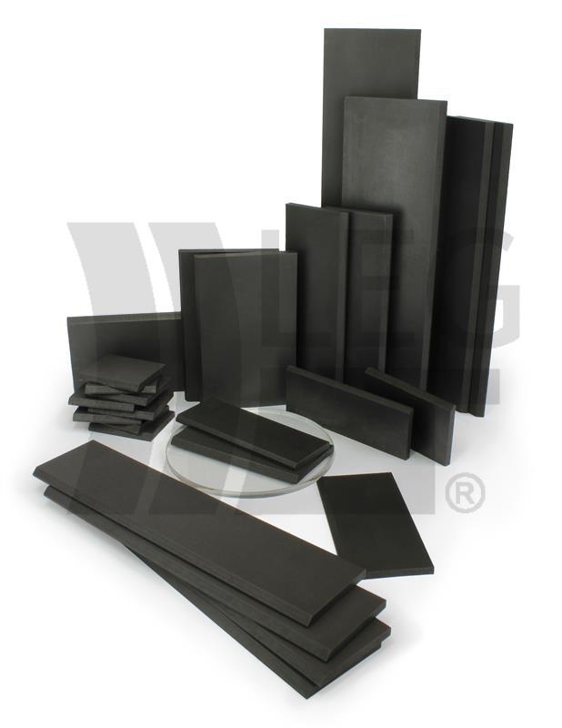 Графітові лопатки (пластини) для компресорів та вакуумних насосів